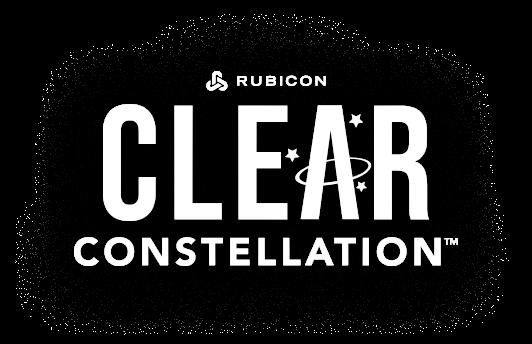 Rubicon Clear Constellation logo